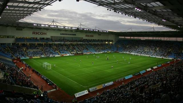 League One - Coventry 'could play at Ricoh for free'