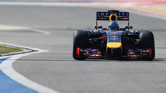 Formula 1 - Red Bull hit yet more testing trouble in Bahrain