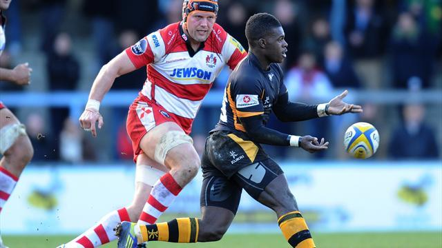 Premiership - Wasps hold off Gloucester