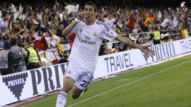 Ligue 1 - PSG end pursuit of Real star Di Maria