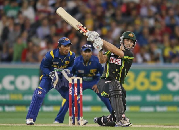 Australia v Sri Lanka - Twenty20: Game 2
