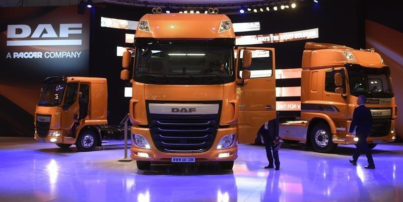 Leading European truckmakers operated cartel for 14 years: FT