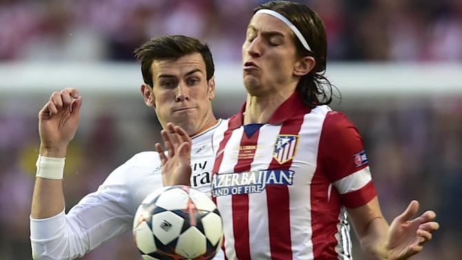 Premier League - Chelsea strike deal for Atleti star Filipe Luis