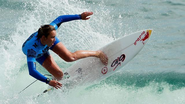 Surfing - Moore takes title at Bells Beach