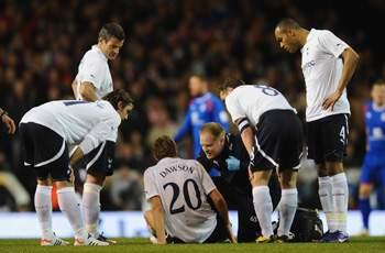 Redknapp confirms Dawson out for 'long-term' after suffering ankle injury in Tottenham's FA Cup victory over Stevenage
