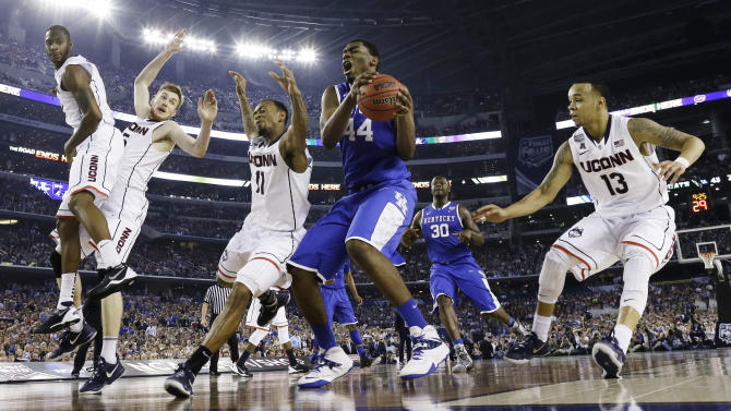 Kentucky wilts at foul line in title game loss