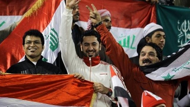 Football - Iraq allowed to play friendlies at home, says FIFA