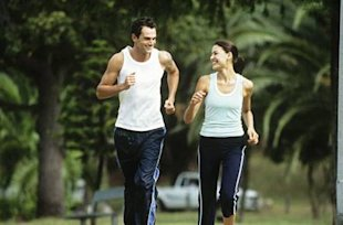 Improve your fitness and wellbeing to help you feel more confident