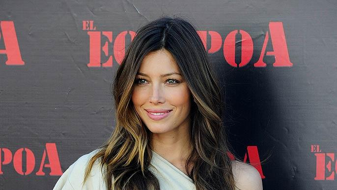 Jessica Biel A Team Madrid Phtcll