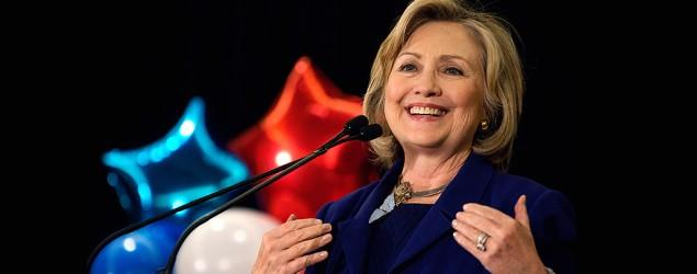 Clinton is early 2016 presidential front-runner