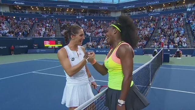 Williams and Ivanovic through to quarter finals