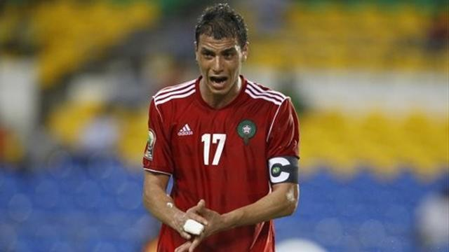Illness rules Chamakh out of Nations Cup tie