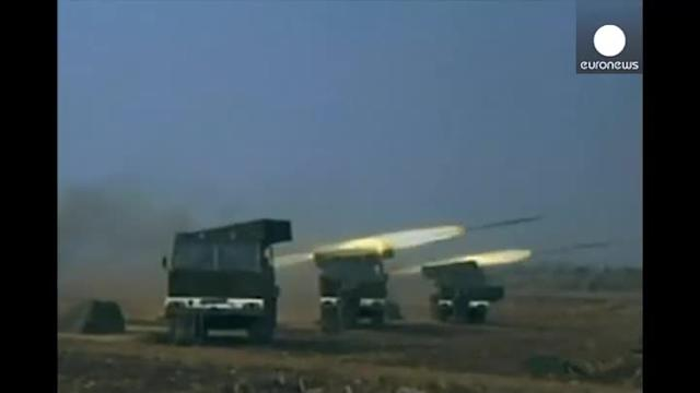 North Korea missile-launch coincides with US-South Korea military drills