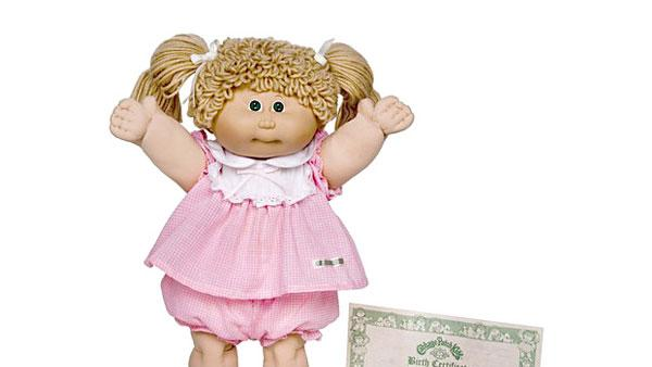 Cabbage Patch Kids, 1985