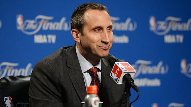 David Blatt will return to Europe for next coaching job, report says