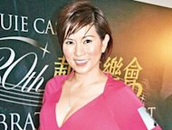 Jacqueline Law's ashes to be a diamond?