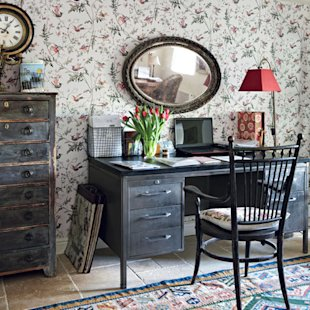 Quirky Cottage Home Office