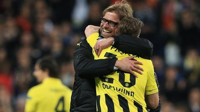 Champions League - Bayern cannot just brush past us, says Klopp