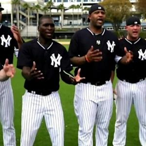 The Yankees Re-Create Iconic 'Sandlot' Scene