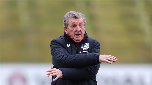 World Cup - Hodgson cagey on Ferdinand's England future