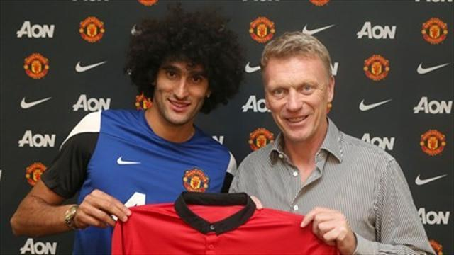 Premier League - Everton deny Fellaini sacrificed £4m