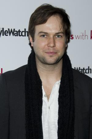 """FILE - Taran Killam attends a screening of """"Friends with Kids"""" hosted by the Cinema Society in New York, in this March 5, 2012 file photo. Killam appeared in a sketch Saturday Sept. 15, 2012 as Ryan, attempting to clarify his past athletic achievements.  (AP Photo/Charles Sykes, File)"""
