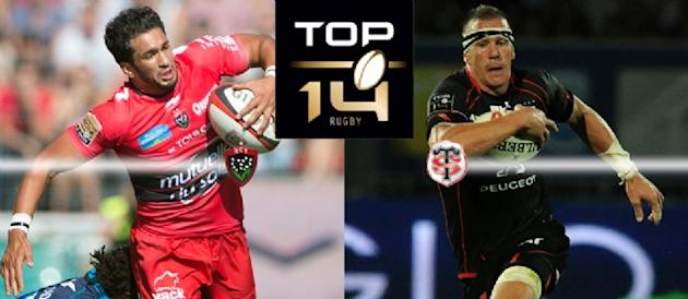 Rugby - Top 14 : Toulon-Toulouse à suivre en direct dès 16 h 35 !