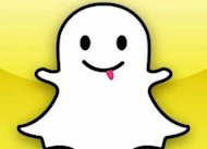 What Can Snapchat Do For Your Business In 2014? image snapchat logo7