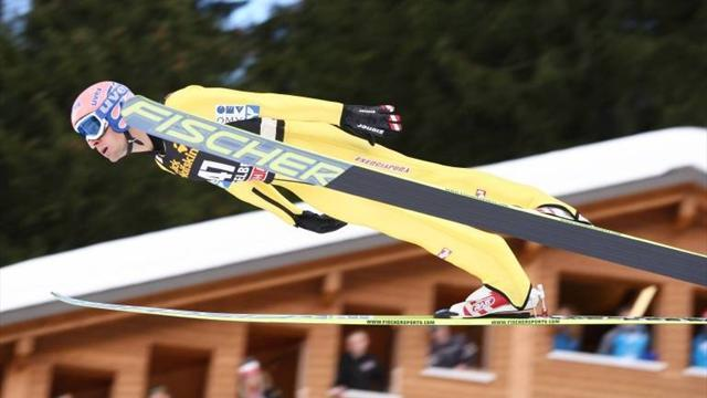 Ski Jumping - Kofler wins again on Engelberg large hill