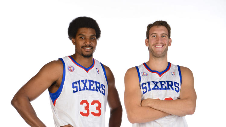Philadelphia 76ers 2012 Media Day