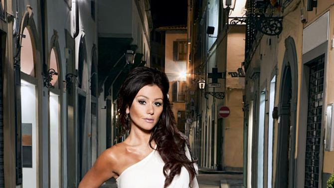 "Jenni ""JWOWW"" Farley in Italy for Season 4 of ""Jersey Shore."""
