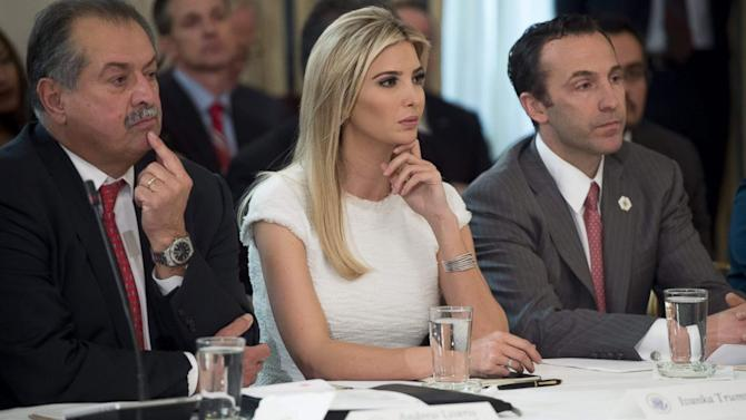 politics ivanka trump white house life