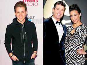 "Jef Holm Calls Juan Pablo ""The Sleazist Bachelor,"" Robin Thicke's VMA Performance With Miley Cyrus Was a ""Big Test"" on His Marriage to Paula Patton: Top Stories"
