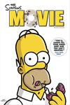 Poster of The Simpsons Movie