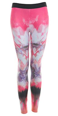 Miss Selfridge wacky leggings