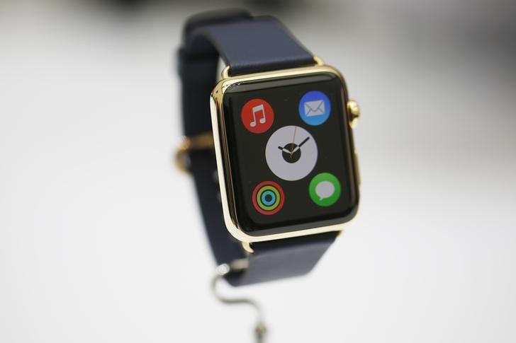 Apple lets companies fine-tune apps before watch debut - Bloomberg