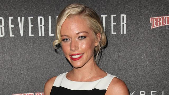 Kendra Taken To Hospital After Car Accident
