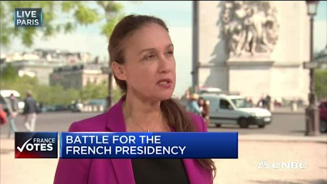 Macron spokeswoman: This election is about the future of ...