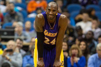Here's when Kobe Bryant will visit your NBA city for the final time