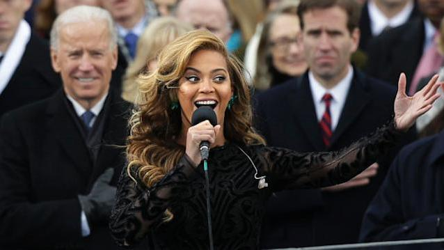 Did Beyonce Lip-Sync National Anthem?