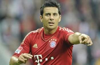Four-goal Pizarro revels in Hamburg rout