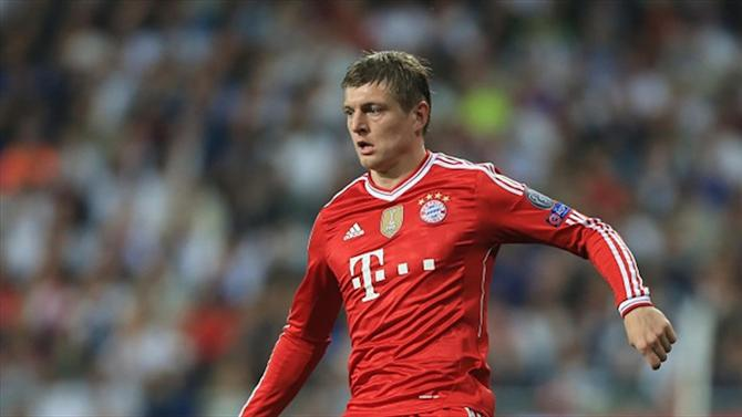 Liga - Toni Kroos in Spain ahead of Real Madrid move
