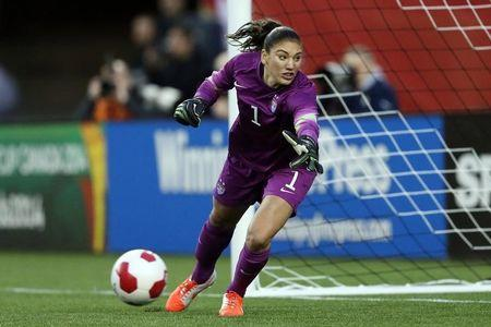 Women's keeper Solo suspended by federation - Yahoo! Maktoob News