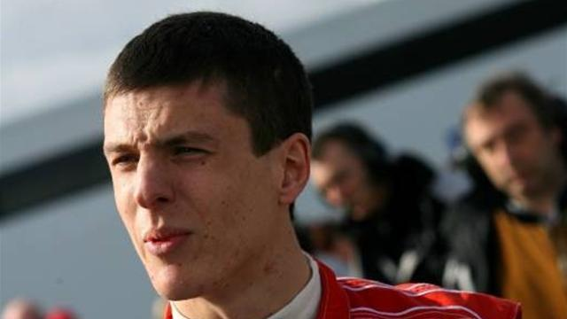 Formula 1 - Calado fastest as rookie test begins
