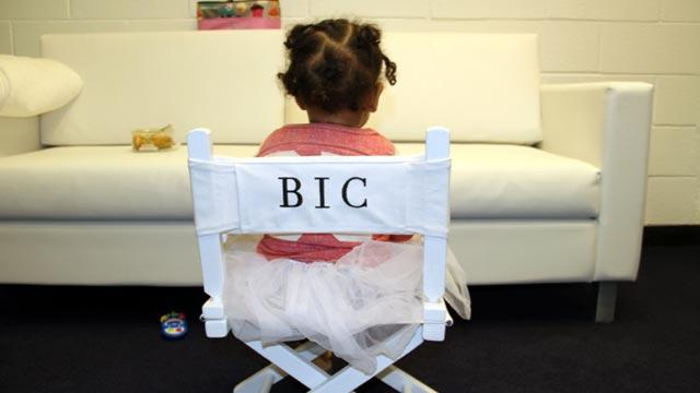 Beyonce Shares an Adorable Photo of Blue Ivy