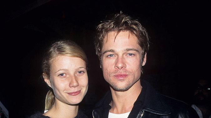 Bwyneth Paltrow, Brad Pitt