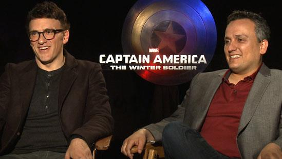 'Captain America: The Winter Soldier' Instant Commentary