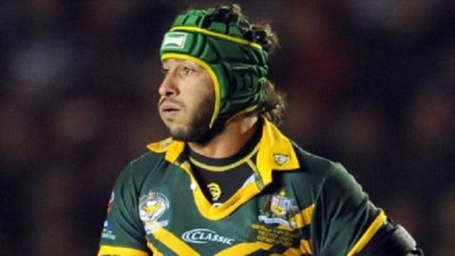 Rugby League - Australia too strong for Kiwis