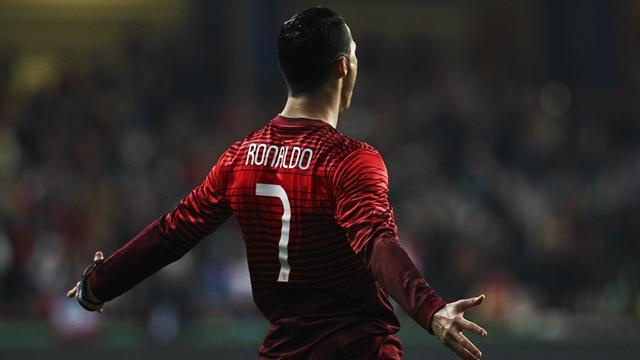 World Cup - Ronaldo not interested in records