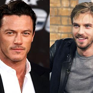 Dan Stevens and Luke Evans Join Emma Watson in Beauty and the Beast!